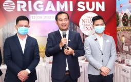 Livestream sự kiện ra mắt 2 tòa S7 và S8 của The Origami Sun