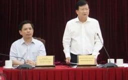 Phó Thủ tướng Trịnh Đình Dũng: Phấn đấu năm 2022 thông xe toàn bộ tuyến cao tốc Bắc - Nam