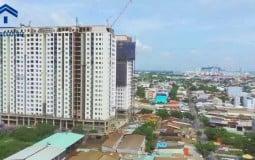 Tiến Độ Căn Hộ Dream Home Palace Tháng 08/2020
