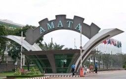 Xây dựng thành phố Amata Long Thành rộng 750ha tại Đồng Nai