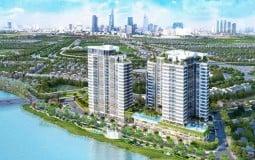 Trong vòng 1 tháng, dự án căn hộ cao cấp D'Lusso xây dựng được 4 tầng