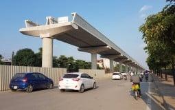 Hà Nội đề xuất chi hơn 65.000 tỷ đồng làm tuyến metro Văn Cao - Hòa Lạc