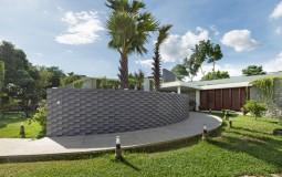 The Breeze House – Biệt thự nhà vườn mang theo hơi thở của gió, được bao phủ bởi miền nhiệt đới xanh mướt mắt