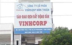 """Sở Xây dựng Ninh Thuận """"tuýt còi"""" doanh nghiệp phân lô bán nền trái phép"""