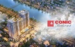 Khu căn hộ cao cấp Conic Boulevard, Huyện Bình Chánh - TP. HCM