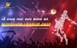 Trận đầu đàu tiên của Sunshine League 2020 đã diễn cùng bầu không khí vô cùng cuồng nhiệt