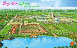 Khu đô thị Hương Sen Garden, Huyện Đức Hòa - Long An
