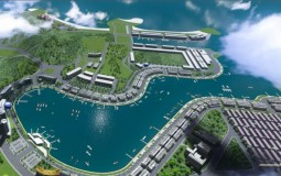 Nhà phố thương mại Tuần Châu Marina, TP. Hạ Long - Quảng Ninh