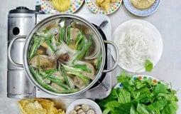 Đến Sài Gòn vào mùa mưa, đừng bỏ quên 10 quán lẩu bò dưới đây