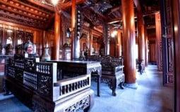 Thiết kế nhà gỗ vừa truyền thống vừa hiện đại