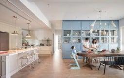 Khám phá căn hộ được thiết kế mang lại diện tích tối đa ưu tiên cho con vui chơi, vận động