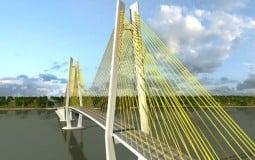 Hơn 5.100 tỷ xây cầu Rạch Miễu 2