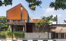 Khám phá ngôi nhà được thiết kế thành một ốc đảo nằm trên hòn đảo lớn vùng nhiệt đới
