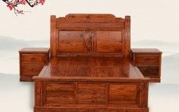 Chọn mua giường gỗ tốt cho sức khỏe