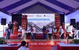 Tập đoàn BĐS công nghiệp hàng đầu Singapore khởi công giai đoạn 2 dự án Boustead Industrial Park