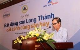Sân bay quốc tế Long Thành hứa hẹn trở thành cú hích cho thị trường BĐS 2021