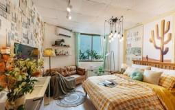 Cải tạo nhà kho 15m2 thành căn phòng phong cách Hàn Quốc trong 1 tuần, chi phí khoảng 60 triệu đồng
