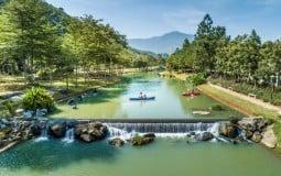 Trải nghiệm hệ thống tiện ích resort cao cấp tại Xanh Villas