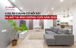Đánh giá 4 dự án chung cư ra mắt cuối năm 2020 tại Bình Dương