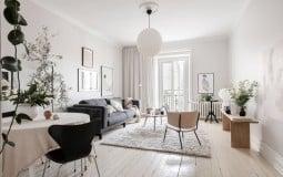 Bí quyết sử dụng màu sắc để mở rộng không gian căn hộ