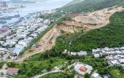 """Khánh Hòa: Tổng rà soát hàng loạt dự án """"lệch"""" quy hoạch trên đồi núi Nha Trang"""