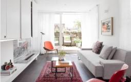 Biến tấu phòng khách nhà bạn bằng gạch lát ấn tượng