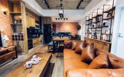 Khám phá căn hộ ưu tiên nội thất gỗ của cặp vợ chồng trẻ tại Hà Nội