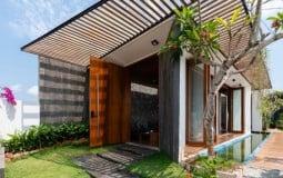 Khám phá ngôi nhà thích ứng với mọi thời tiết ở Quảng Nam