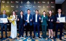 DKRA Vietnam đón nhận bộ đôi giải thưởng danh giá Đông Nam Á