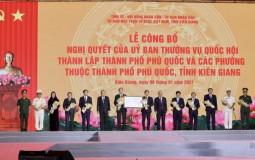 Khu đô thị mới Sun Grand City New An Thoi tưng bừng với sự kiện Phú Quốc lên thành phố