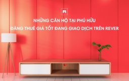 Tổng hợp những căn hộ tại Phú Hữu đăng thuê giá tốt