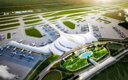 Chính thức khởi công sân bay Long Thành quy mô lớn nhất nước