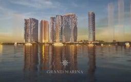 Khu căn hộ cao cấp Grand Marina Saigon, Quận 1 - TP. HCM