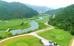 Hòa Bình: Dự án sân golf Hòa Bình Geleximco xây dựng trên đất rừng là sai quy hoạch