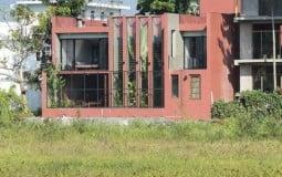 Ngôi nhà nông thôn với khoảng thông tầng bắt mắt ở vùng ngoại ô Colombo