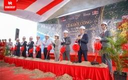 Dự án Thanh Long Bay xây trái phép từng được lãnh đạo Bình Thuận dự lễ khởi công