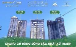 Tổ hợp chung cư Xuân Mai Tower Thanh Hóa gây bất ngờ với 700 căn hộ đã có chủ