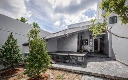 Ngôi nhà tại Sóc Trăng lên báo Mỹ nhờ thiết kế 3 giếng trời đầy ấn tượng
