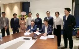 Đất Xanh Miền Bắc ký hợp tác chiến lược phân phối độc quyền dự án VCI Tower