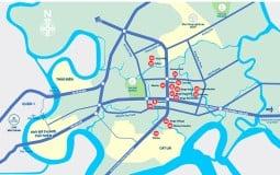 Thông tin chi tiết các dự án nhà ở của Khang Điền