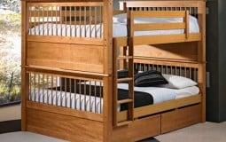 Giường ngủ 2 tầng - sự lựa chọn hoàn hảo cho phòng ngủ nhỏ xinh