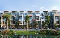 Mặt bằng chi tiết căn hộ và biệt thự dự án The 9 Stellars