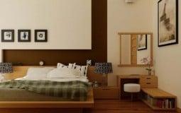 Tìm hiểu về giường ngủ sàn kiểu Nhật – vẻ sang trọng, tinh tế