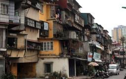 Hà Nội sẽ chi ngân sách để kiểm định chất lượng chung cư cũ