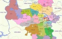 Hà Nội sẽ có thêm 8 quận vào năm 2030