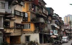 Hà Nội: Hàng trăm chung cư cũ ở cấp nguy hiểm chưa được cải tạo