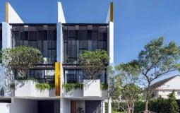 """Nhà phố 3 tầng sở hữu giếng trời """"khủng"""" giữa nhà, mọi không gian đều thông thoáng và kết nối thiên nhiên"""