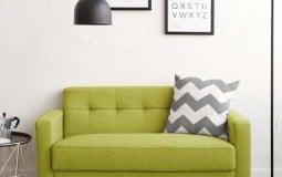 Những mẫu sofa đôi cho gia đình ít người