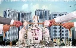 Thủ tục cưỡng chế bàn giao phí bảo trì phần sở hữu chung của chung cư