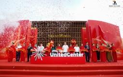 Tập đoàn Vingroup khai trương Phú Quốc United Center